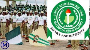 JAMB Matriculation List