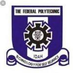 Federal Poly Idah ND Admission List