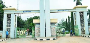 Important notice to all students of Bowen University