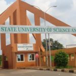 Enugu State University of Science and Technology, ESUT Acceptance Fee Payment Procedure For New Admitted Students 2020