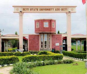 Ekiti State University (EKSU) Admission List 2020