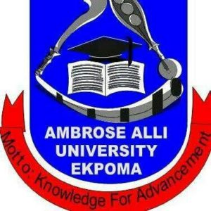 List of courses offered in Ambrose Alli University, AAU