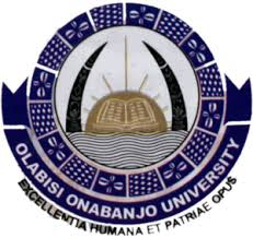 Olabisi Onabanjo University (OOU) cut off mark