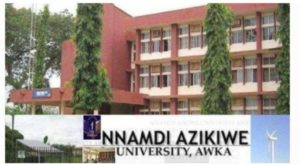Unizik school fees