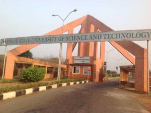 Enugu State University of Science and Technology, ESUT Post UTME/Direct entry (DE) Screening Form