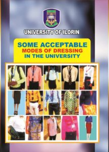 University of Ilorin, UNILORIN dress code for students of the institution.
