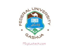 Federal University Gashua, Yobe FUGASHUA Cut Off Mark