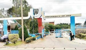 List of courses offered in University of Jos (UNIJOS)