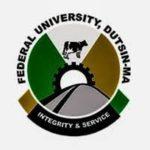 FUDMA academic calendar