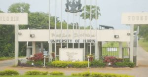 UNILORIN cut off mark