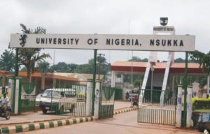 UNN Direct Entry Screening Form