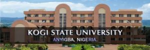Kogi State University Anyigba KSU School Fees Schedule For New and Returning Students