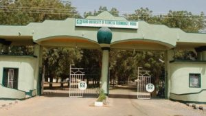 Kano University of Science & Technology, Wudil KUST post UTME/Direct Entry Screening Form