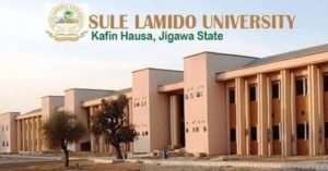 List of courses offered in Sule Lamido University (SLU) and Admission Requirements