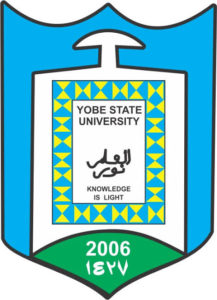 List of courses offered in Yobe State University YSU