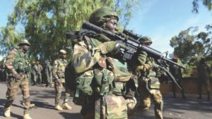Nigeria army salary and ranks