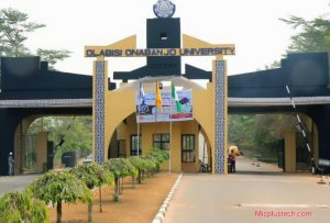 Olabisi Onabanjo University, Ago Iwoye OOU School Fees Schedule For New and Returning Students