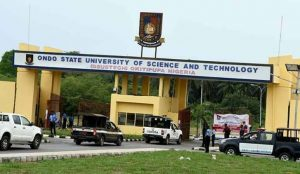 Ondo State University of Science and Technology Okitipupa OSUSTECH Acceptance fee payment procedure