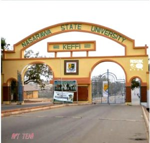 Nasarawa State University Keffi NSUK Jamb and departmental cut off mark