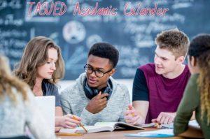 Tai Solarin University of Education Ijebu Ode TASUED Academic Calendar