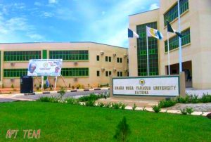 Umar Musa Yar'Adua University, UMYU Post UTME screening Form