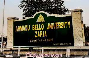 ABU Zaria Distance Learning Postgraduate Admission Form