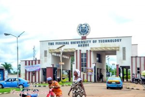 Federal University of Technology, Akure FUTA JUPEB Admission From