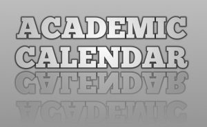 FULAFIA Academic Calendar