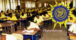 WAEC GCE First (1st) Series Timetable
