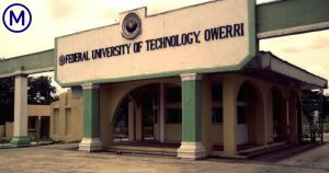 FUTO Jamb Cut Off Mark