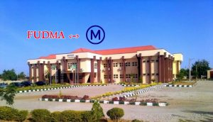 FUDMA Post UTME Form