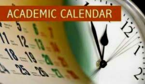 FUNAAB Academic Calendar
