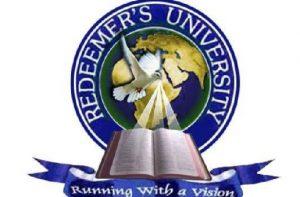 Redeemer's University Admission List