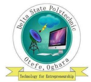 Delta State Poly Otefe-Oghara HND Admission List