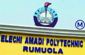 Captain Elechi Amadi Polytechnic Admission List