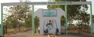 COE Akwanga Admission List